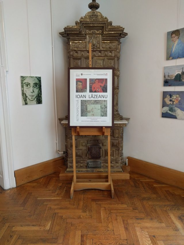 2 Romanian artists 2 visual approaches to modernism and past social upheaval: Ion Lazeanu