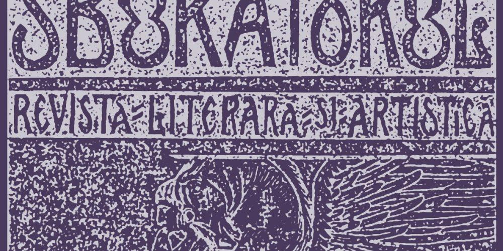 Romania 100 • Revista Sburatorul : 1920-1922